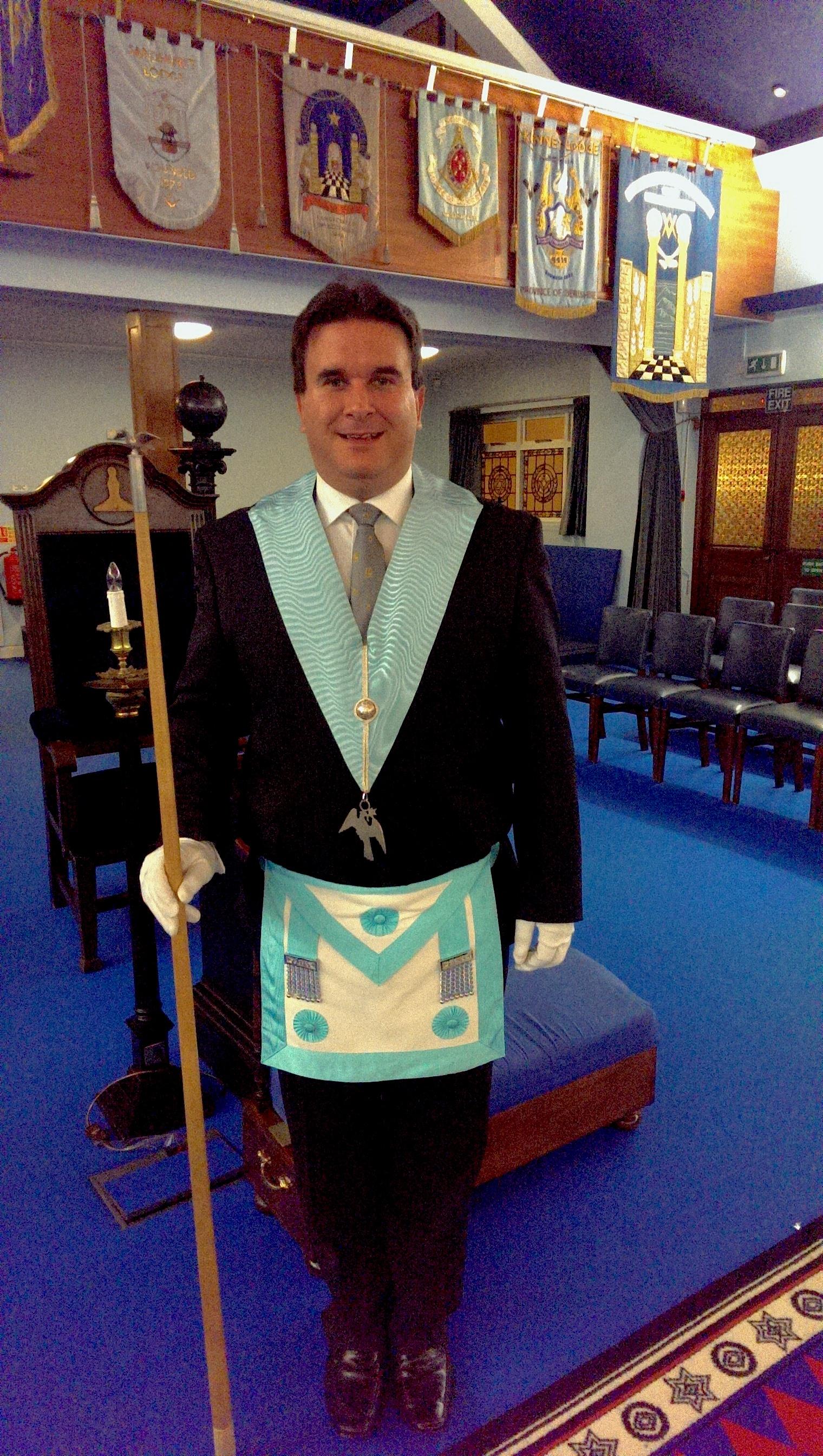 Berkshire Freemasons Open Day | Mark The Mason
